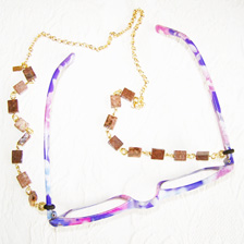 ENDS FOR EYEGLASS CHAIN / HOLDER