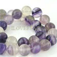 FLUORITE BEADS - GEMSTONE BEADS ROUND 12MM