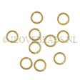 GOLDEN JUMPRINGS OPEN - 14K GOLD FILLED 6MM