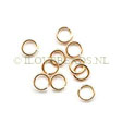 GOLD FILLED 14K MONTAGERINGEN – 5MM 20 Gauge!