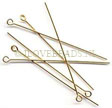 GOLDEN EYEPINS - EYEPIN GOLD FILLED 22GAUGE 1.5 INCH