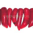 RED CORAL PENDANTS – FROM 31 TILL 78MM