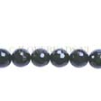 ONYX BEADS – MICRO FACETED ROUND BEADS 12MM