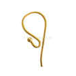 VERMEILLE GOLDEN EARRING BOLLETJE