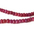 GEMSTONE BEADS RUBY