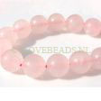 ROSE QUARTZ BEADS - ROUND 12MM