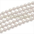 Swarovski ® Crystal 5810 – Round Pearl Beads 6mm White