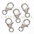 SILVER CLASPS – 925 STERLING TRIGGER CLASP 10MM