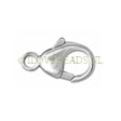 SILVER CLASPS – 925 STERLING TRIGGER CLASP 16MM